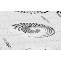 Saltea Gama Luxe OPTIC PEARLS 16 + 2 cm Silenze